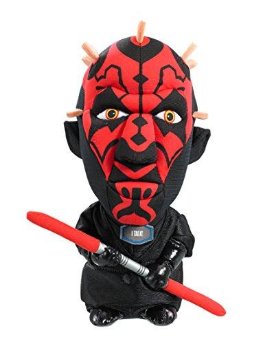 Underground Toys Star Wars Darth Maul Talking 9 Plush
