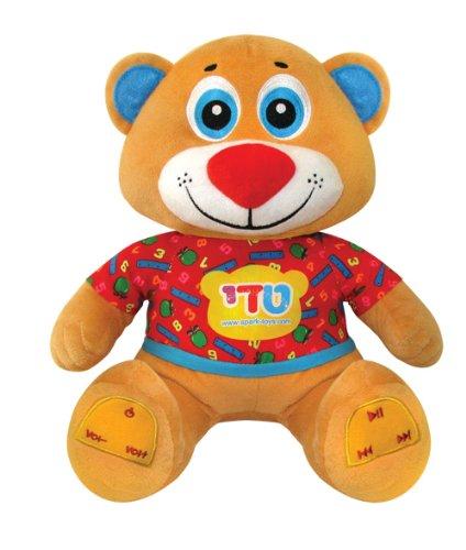 Teddy Bear -Hebrew Speaking Toydoll for Kids