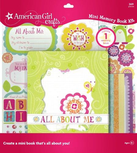 American Girl Crafts Memory Book Friends