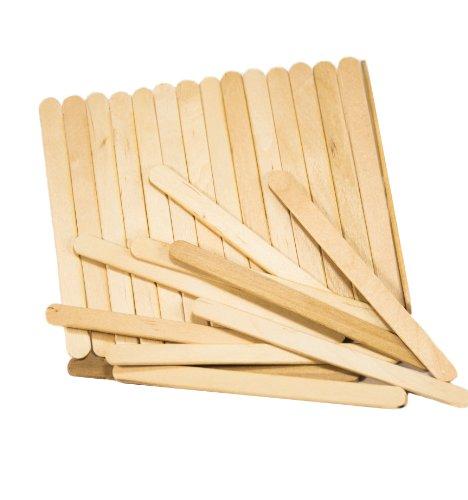 Perfect Stix Wooden CraftIce Cream  Sticks 4-12 Length Box of 1000