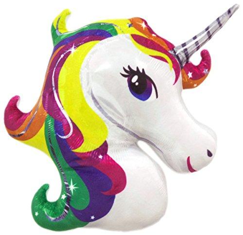 WEP Rainbow Unicorn Emoji Pillow Colorful Smiley Emoticon Cushion Stuffed Plush Toy 32cm New