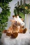 The Build a Bear Factory 15 Giraffe Stuffed Doll Toy