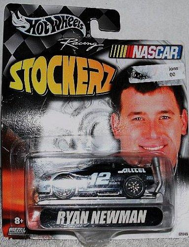 Hot Wheels NASCAR Racing Stockerz Ryan Newman 12 Alltel Dodge 164 Scale Car