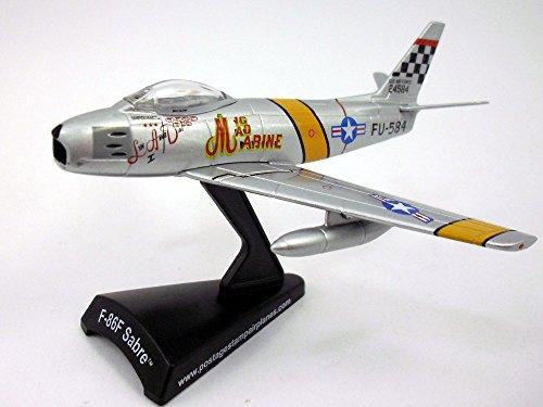 F-86 Sabre - Mig Mad Marine - 1110 Scale Diecast Metal Model