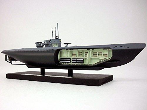 German Type XIV Submarine U-487 1350 Scale Diecast Metal Model