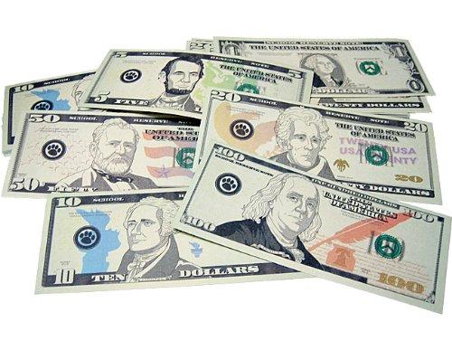 Play Money Assorted Bills