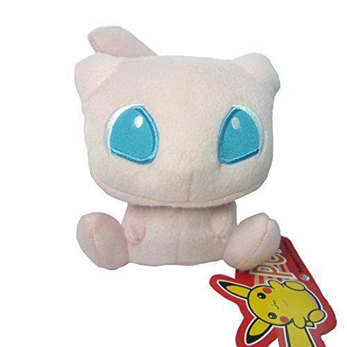 Generic Mew Pokemon Pokedoll Soft Stuffed Animal Plush Toy Figure Doll 5