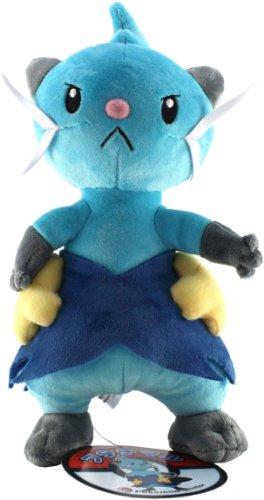 Pokemon Center Official Nintendo Light Blue Plush Stuffed Toy DX - 10 Futachimaru  Dewott