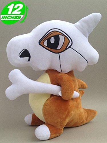 Pokemon Cubone 12 Inch Toddler Stuffed Plush Kids Toys