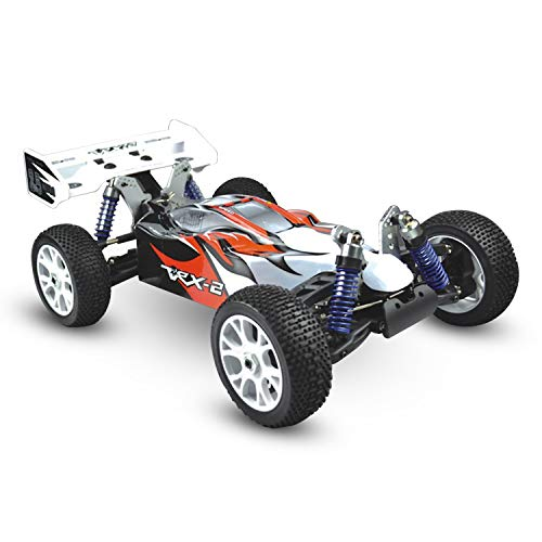VRX Racing 18 Scale Electric Buggy Brushless RC Car RH812 4WD E-Buggy