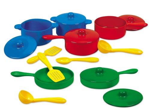 Indestructible Pots Pans Playset