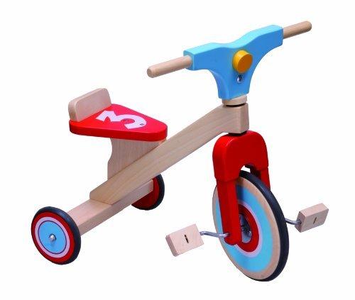 Dushi 3 Wheel Wooden Bike by Dushi