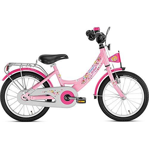 Puky childrens bikes 12 inch 16 inch kids bike Lillifee ZL 16 alu