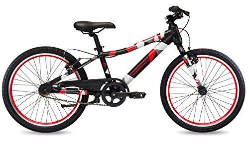 Guardian Lightweight Kids Bike 20 Inch Safer Patented SureStop Brake System Kids Mountain Bike Bike Sizes for Kids 3 9 - 4 5 Boys Bikes and Girls Bikes