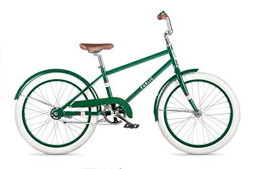 PUBLIC Bikes V1 Diamond Frame Kids Bike 20MediumLarge Green