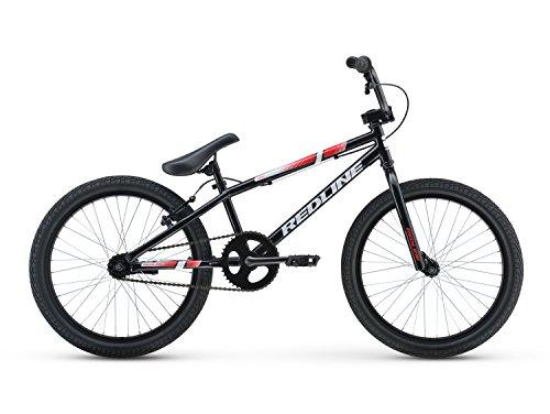 Redline Raid CB 20 Kids BMX Bike Black