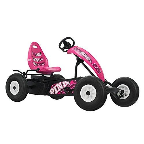Berg Pedal Go Kart - Compact Pink BFR
