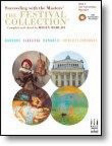 FJH Music The Festival Collection- Book 5 Late Intermediate