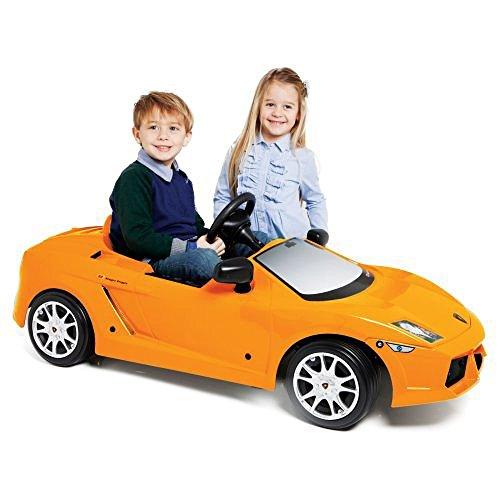 Toys Toys Lamborghini Gallardo Battery Powered Riding Toy