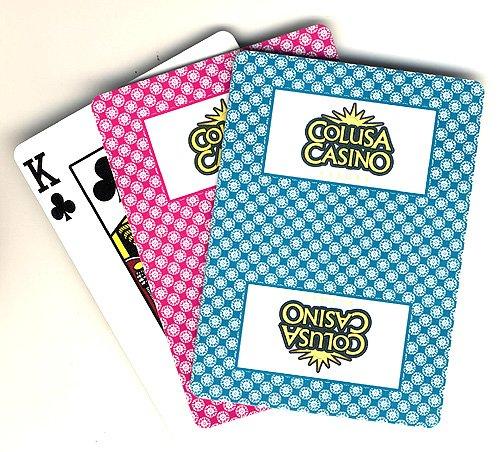 8 DECKS BRAND NEW Colusa CASINO CARDS