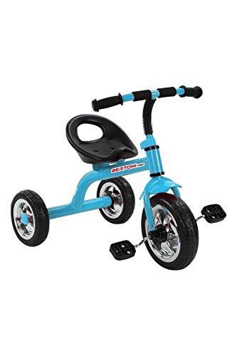LORELLI BABY TRICYCLE A28 BLUE kid trike toddler child baby 3 wheeler bike by Lorelli