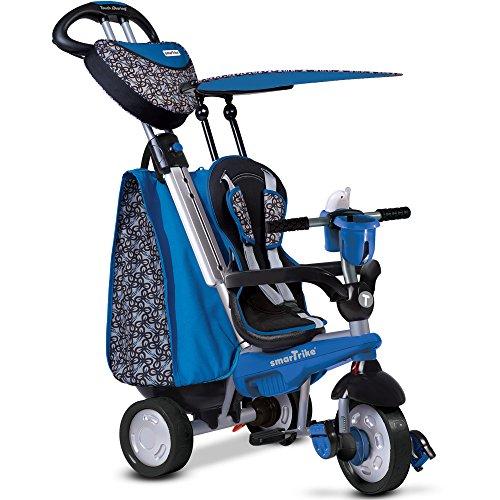 smarTrike Legend 4-in-1 Baby Trike - Blue