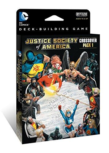 DC Comics Deck Building Game Crossover Pack 1 JSA