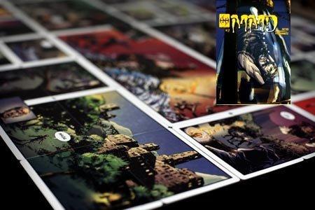 MMD Comic Deck 2 by Handlordz LLC - Trick by Handlordz LLC