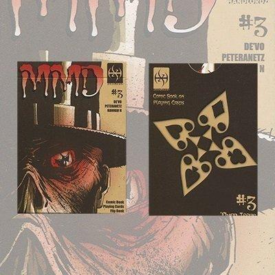 MMD Comic Deck 3 by DeVo and Handlordz LLC - Cards