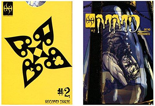 MMS MMD2 Comic Deck 2 by Handlordz Trick