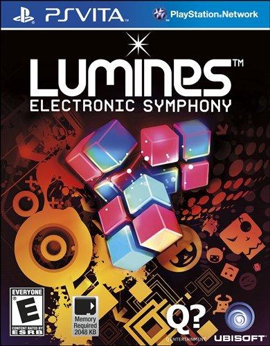 Lumines Electronic Symphony - PlayStation Vita