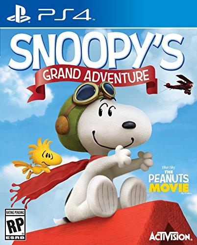 Snoopys Grand Adventure - PlayStation 4