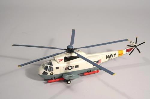 LIndberg SH-3 Sea King Helicopter Plastic Model Kit