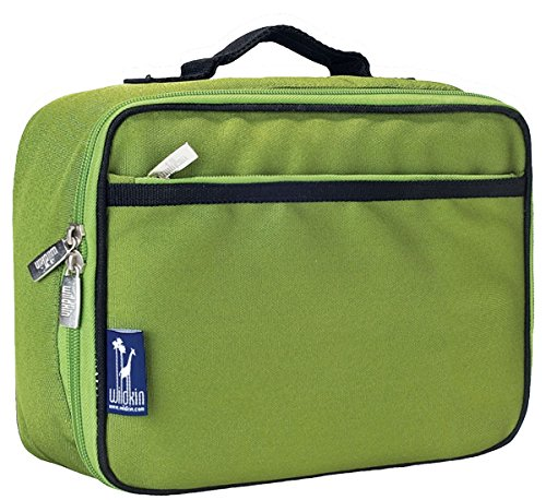 Wildkin Olive Kids Lunch BoxOne SizeParrot Green