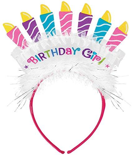 Birthday Girl Tiara Headband  Princess Collection