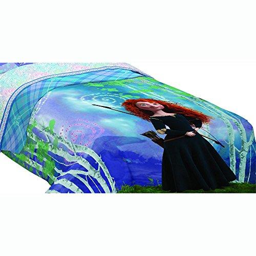 Disney Brave Twin Bed Comforter Princess Meridas Forest Bedding