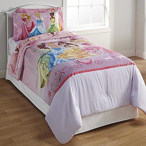 Disney Princess Comforter and sheets twin
