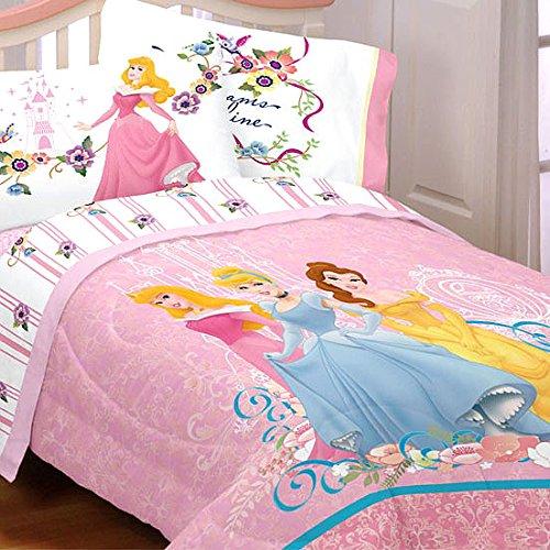 Disney Princesses Dream Big Full Bed Comforter