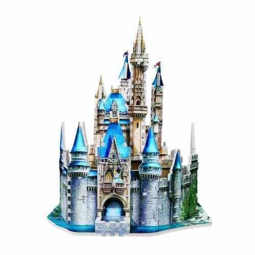 Cinderellas 3D Castle 200 Piece Puzzle