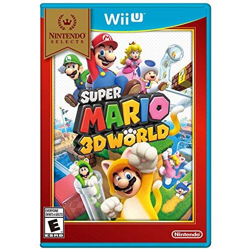 Nintendo Selects Super Mario 3D World