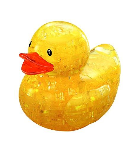 Original 3D Crystal Puzzle - Duck
