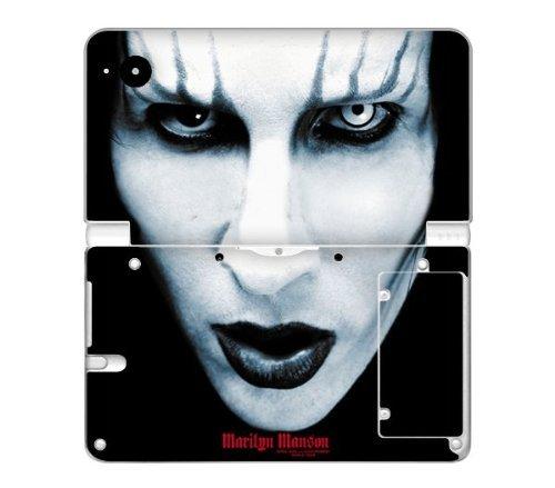 MusicSkins Marilyn Manson - Manson Guns - Nintendo DSi XL MANS10175 by Zing Revolution