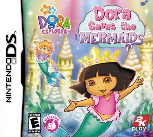 Dora the Explorer Dora Saves the Mermaids - Nintendo DS by 2K