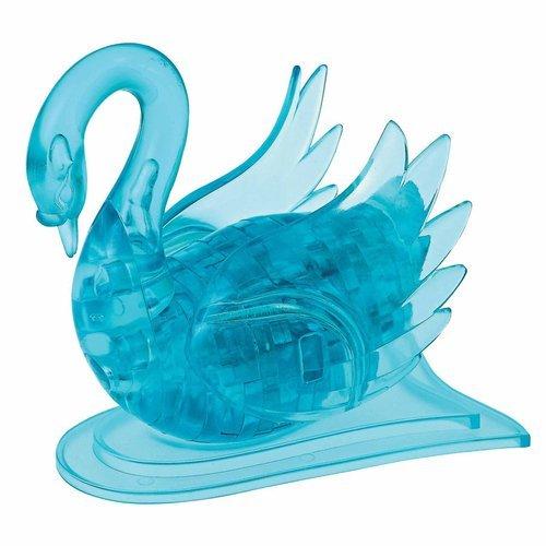 Original 3D Crystal Puzzle - Swan