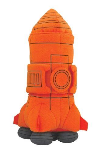 Kamen Rider Fourze - Rocket Cushion with Cotton Blanket