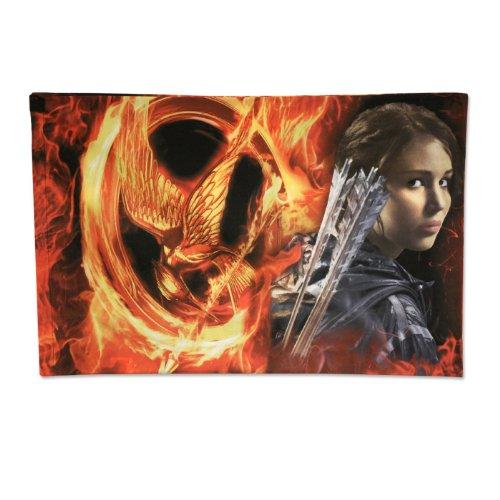 The Hunger Games Movie Pillowcase Katniss