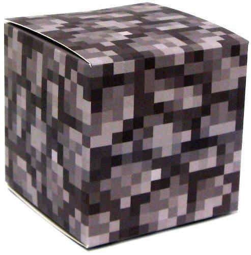 Minecraft Jazwares Papercraft Cobblestone Block
