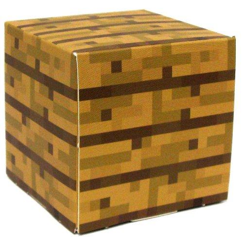 Minecraft Jazwares Papercraft Wooden Plank Block