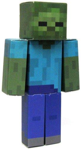 Minecraft Jazwares Papercraft Zombie