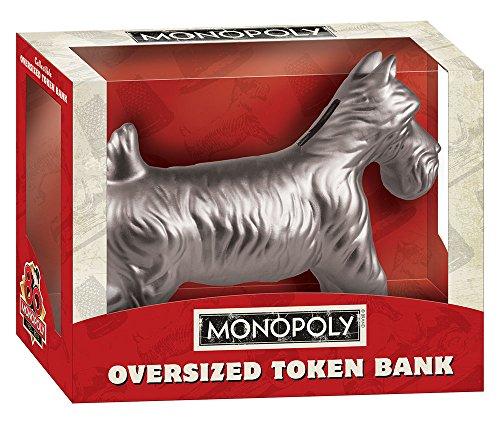 USAopoly Monopoly Oversized Dog Token Bank
